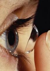 Линзы контактные асферические