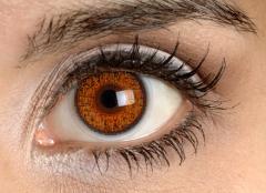 Линзы контактные декоративные