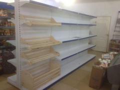 Стеллажи хлебные на заказ в Атырау