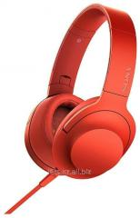 Sony C.E. Red MDR100AAP (Art:904372649)