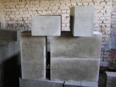 Foam concrete blocks to Kostanay