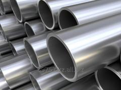 Pipe from stainless steel