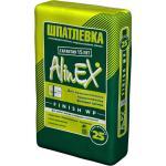 Водостойкая шпатлевка AlinEX Финиш ВП (25 кг)