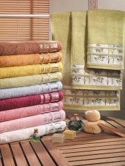 Бамбуковое полотенце Bamboo