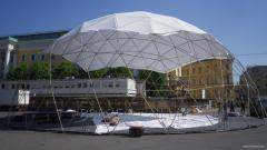 GEODETIC DOME, GEOSPHERE
