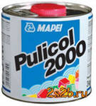 Washing of glue and Pulicol Mapei paint, Remover