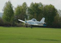 Avioane pentru lucrari aero-chimice
