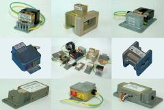 Magnetrons, radar and accessories, antennas