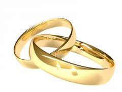 Обручальное кольцо обр.к.4,5 Неке са?инасы (Алтын 585)