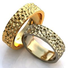 Обручальное кольцо RNG010006 Са?ина (Алтын 585)