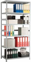 Archival racks
