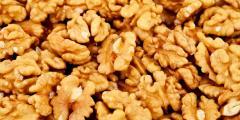 Грецкий орех очищенный. 1-сорт (Бабочка)