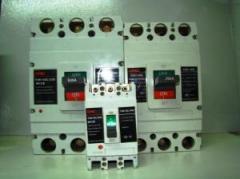 Автоматические выключатели в литом корпусе серии