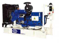 Power plants diesel from 5,5 to 1250 kVA FG Wilson