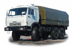 KamAZ-43114 (6х6), onboard trucks, trucks