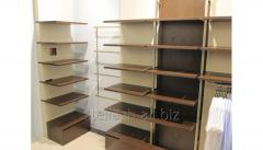 Furniture for clothing stores
