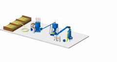 المعدات اللازمة لإنتاج الأعلاف