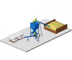 Комплекс приготовления плющеного зерна
