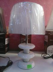 White desk lamp 40W E27 38-2044A