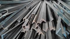 Уголок равнополочный ГОСТ 535 - 75х75х6 мм