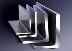 Уголок равнополочный ГОСТ 535 - 160х160х10 мм