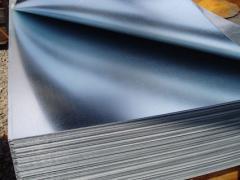 Лист оцинкованный 2,0 ГОСТ 14918-80