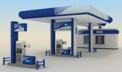 Complex de alimentare cu gaze de combustibil