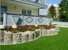 Materials for landscaping
