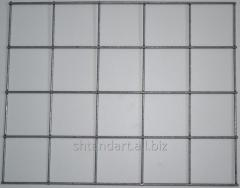 Grid welded zinced from Shtandart LLP of 10 years of a guarantee