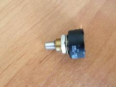 Precision potentiometer