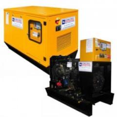 Diesel AKSA APD 150 A generator