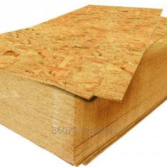 OSB 3 Moisture resistant any thickness