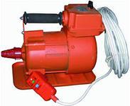 Электродвигатель глубинного вибратора  ИВ-117 (двиг. 1,0 кВт, 42В)