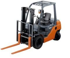 Spare parts to load-lifting equipmen