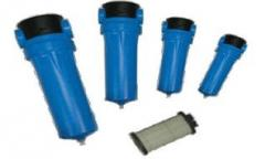 The filter to dehumidifiers of DLAD-1.1, DLAD-1.5,