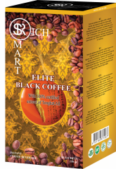 Black Coffee Tongkat Ali Элитный черный кофе «SR»