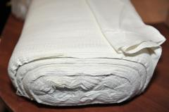 Cotton cloth, rags, wafer type