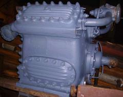 Pumps ammoniac for refrigerating compressors in