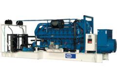 Газовые генераторные установки от 240 до 1 250 кВА