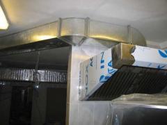 Вентиляционные каналы в Астане