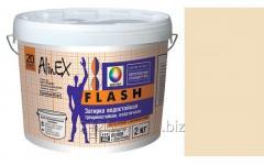 Zatirka for seams of a tile of AlinEX FLASH of