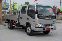 Бортовой грузовик JAC, модель D802