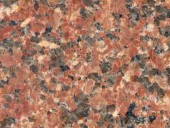 Zheltau's (Kazakhstan) granite