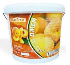 Джем персиковый, 7 кг, код: 4870004100404
