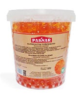 Мармеладные шарики со вкусом апельсина, 900 г, код: 4870004109131