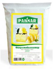 Крем Шарлотт лимон, 10 кг, код: 4870004107373