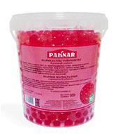 Мармеладные шарики со вкусом клубники, 900 г, код: 4870004109148