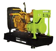 Дизельная электростанция (дизель-генераторная