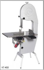 Tape saws for cutting of KT mea