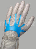 Tension device for gloves